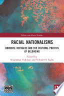 Racial Nationalisms