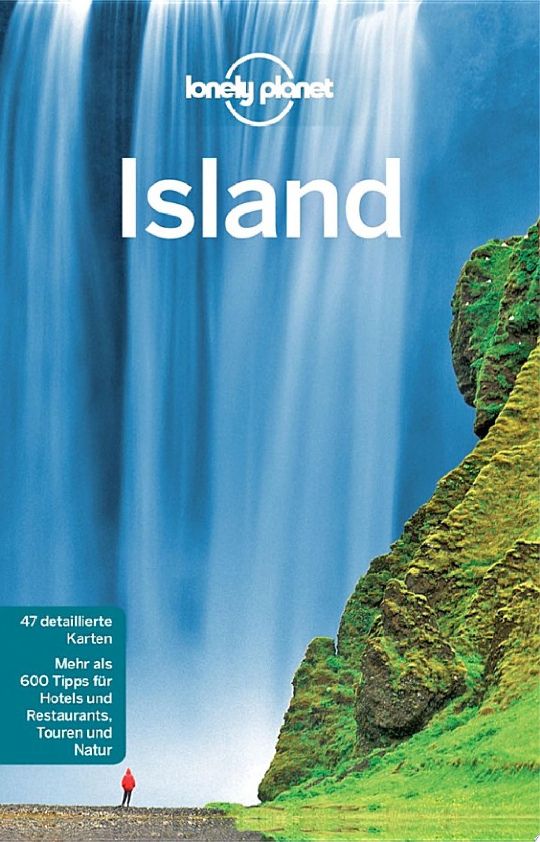 Lonely Planet Reisef  hrer Island