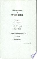 Area Handbook For Southern Rhodesia