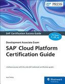SAP Cloud Platform Certification Guide