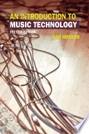 An Introduction To Music Technology Book