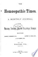 The Homoeopathic Times Book