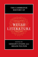 The Cambridge History of Welsh Literature