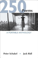 250 poems: a portable anthology