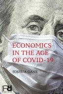 Economics in the Age of COVID-19 Pdf