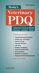 Mosby's Veterinary PDQ - E-Book