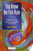 You Know the Fair Rule