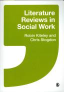 Literature Reviews In Social Work
