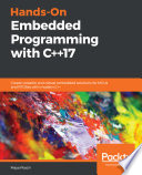 Hands On Embedded Programming with C  17