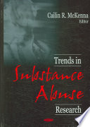 Trends In Substance Abuse Research Book PDF