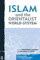 Pdf Islam and the Orientalist World-system Telecharger