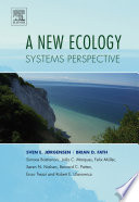A New Ecology Book
