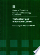 Technology And Innovation Centres