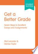 Get A Better Grade