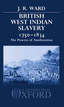 British West Indian Slavery, 1750-1834