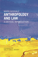 Anthropology and Law