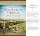 Return to Sawyerton Springs Book PDF