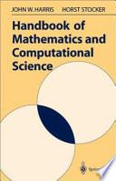 Handbook of Mathematics and Computational Science Book