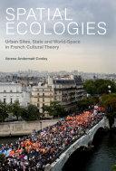 Spatial Ecologies [Pdf/ePub] eBook