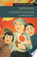 Japanese Confucianism Book