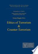Ethics of Terrorism & Counter-Terrorism