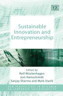 Sustainable Innovation and Entrepreneurship