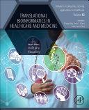 Translational Bioinformatics in Healthcare and Medicine