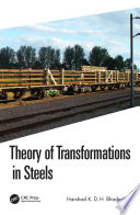 Theory of Transformations in Steels Book