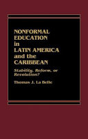 Nonformal Education in Latin America and the Caribbean