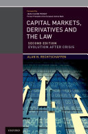 Pdf Capital Markets, Derivatives and the Law Telecharger