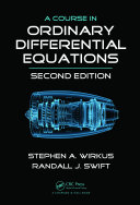 A Course in Ordinary Differential Equations, Second Edition