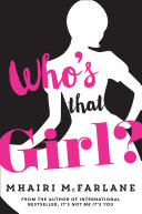 Who's That Girl?: A laugh-out-loud sparky romcom! Pdf/ePub eBook