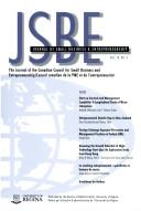 Journal of Small Business and Entrepreneurship