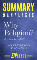 Summary & Analysis of Why Religion