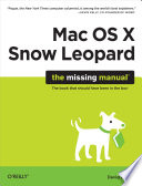 Iphone App Development The Missing Manual [Pdf/ePub] eBook