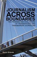 Journalism Across Boundaries