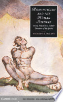 Romanticism and the Human Sciences