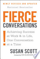 Fierce Conversations (Revised and Updated) image
