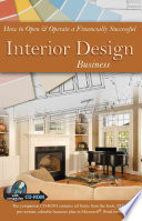 How To Open And Operate A Financially Successful Interior Design Business Book PDF