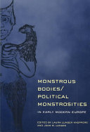 Monstrous Bodies/political Monstrosities