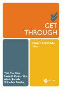 Get Through Final FRCR 2A