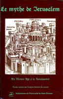 Le mythe de Jérusalem