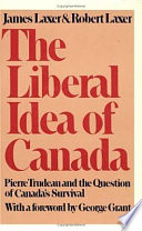 The Liberal Idea of Canada