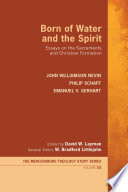 Read Online Born of Water and the Spirit For Free