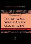 Handbook of Logistics and Supply-Chain Management