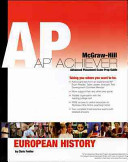 AP Achiever  Advanced Placement  Exam Preparation Guide  for European History  College Test Prep
