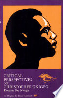 Critical Perspectives On Christopher Okigbo