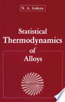 Statistical Thermodynamics of Alloys
