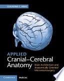 Applied Cranial Cerebral Anatomy