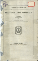 The Farm Lease Contract